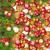 """5070-Новогодние шары Полотенце ваф. 50х70 наб., изображение 2 - Интернет магазин """"Труд"""""""