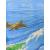 """Полотенце ваф.80х150 наб. Море, изображение 2 - Интернет магазин """"Труд"""""""